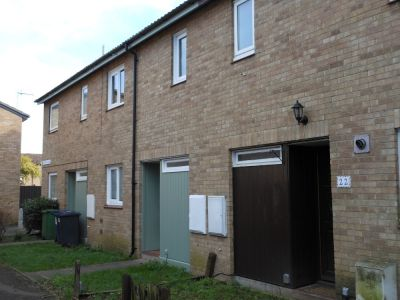 House - Houses - 3 bedroom terraced house to rent Godmanchester