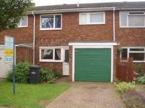 House - Houses - 3 bedroom terraced house to rent St Neots