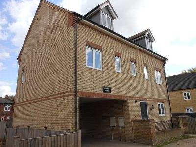 Flat - Flats - 1 bedroom ground floor flat to rent St Neots