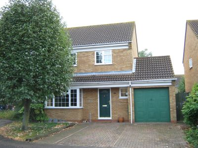 House - Houses - 4 bedroom detached house to rent Godmanchester