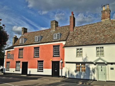 House - Houses - 4 bedroom townhouse to rent Godmanchester