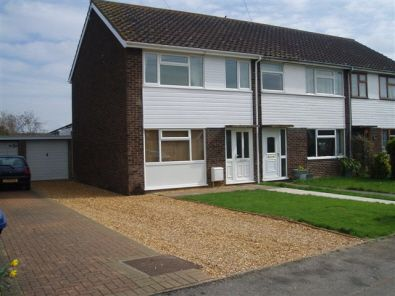 House - Houses - 3 Bed Semi Detached House to Rent Needingworth