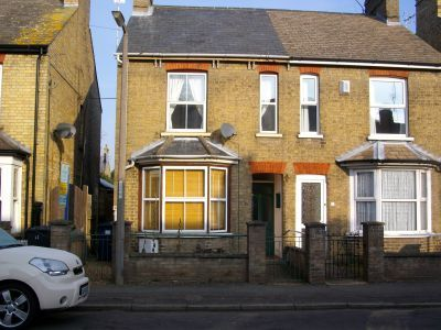House – Houses – 3 Bedroom Semi-Detached House for rent in St.Neots