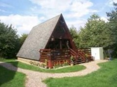 House - Houses - Wooden Lodge to rent in Grafham