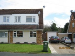 House - Houses - 3 bed semi detached house for rent, Alconbury Village