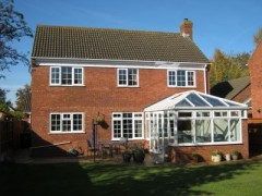 House - Houses - 4 Bedroom detached hosue for rent in Eaton Socon
