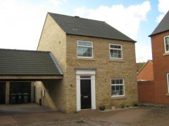 House - Houses - 3 Bedroom Detached house in Eynesbury Manor, St Neots