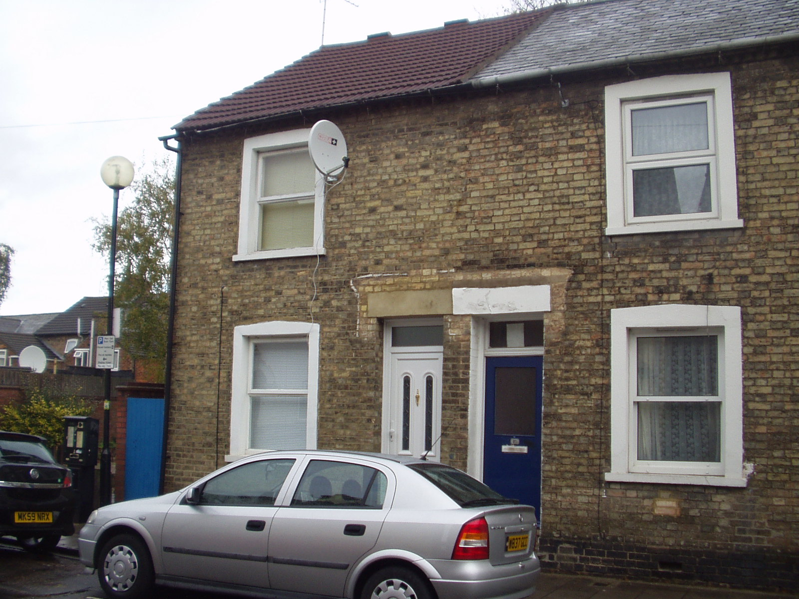 2 Bedroom House To Rent In Bedford Town Centre